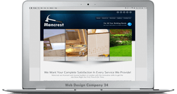 Web Design Porfolio: Mancrest