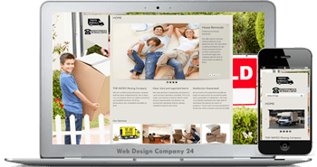 Web Design Porfolio: Trusted Removals
